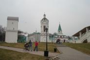Георгиевская Колокольня и Водовзводная башня
