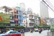 Просто улица в Бангкоке