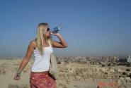 Пустыня и Каир