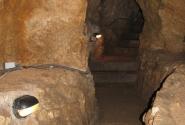 Проход в Мраморной пещере