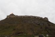 Старинный замок город Шумег