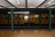Первое метро на континенте