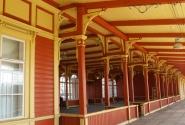 Вокзал Хаапсалу