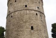 Белая башня - символ г. Тессалоники
