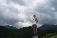 Вид на гору Олимп