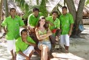 Ох, уж эти мальдивские парни!