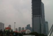 бизнес здание. Шанхай
