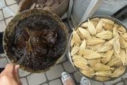 берберские зубочистки и дегтярное мыло для хамама.... Маракеш. Маедина