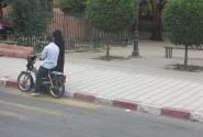на улице Маракеша