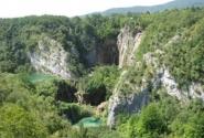 Плитвицы - большой водопад