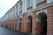 внутренние галереи университета (с сайта СпбГУ)