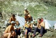 Горная мелодия промежуточного лагеря