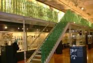 стеклянная лестница в музее Виктории и Альберта