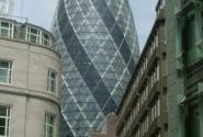 Здание-яйцо в Сити-центре