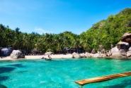 Ко Тао, ЧармЧури пляж у отеля