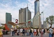 местами Шанхай уже напоминает Дубай ...