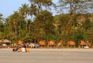 бамбухатс на берегу Ашвем