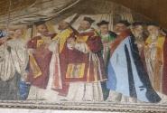 Панно над входом во Дворец Дожей