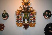 В музее масок