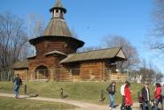 Проездные (Святые ) Ворота Николо-Корельского Монастыря
