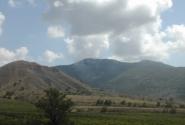 Крымские горы не очень высокие