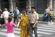 Все народы мира в гости в Рим!