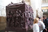 Саркофаг Констанцы (красный порфир)