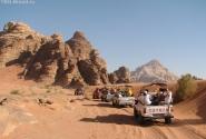 В пустыне Вади Рам