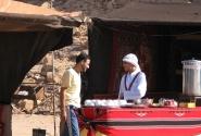 завтрак в пустыне