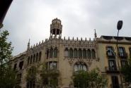 Ажурные дома Барселоны