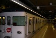 Станция барселонской подземки, где мы кокнули фотаппарат...