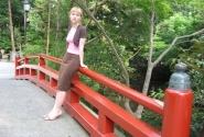 В городе Камакура жарким днем