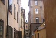 улочка старого города
