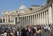 Маленькое госуд-во Ватикан