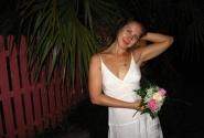 Подружка невесты))