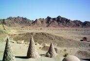 всё, что осталось от пирамид ;)