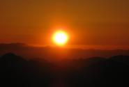 Новорожденное солнце