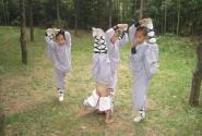 Шаолиньские дети-монахи