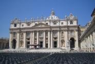 Собор святого Петра - в ожидании Папы