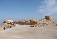 Крепость Масада сегодня