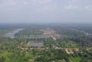 Ангкор Ват - вид сверху