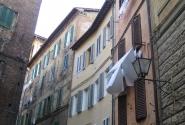 Старинные улочки в Сиенне