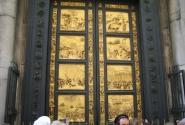 Флоренция золотые ворота