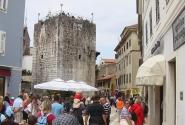 И толпы туристов