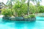бассейн нашего отеля