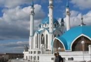 Легендарная мечеть Кул-Шериф