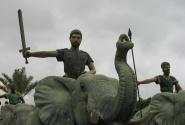 Слоны армии Ганнибала Барки...