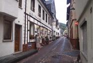 Рейн. Кобленц. Типичная улица