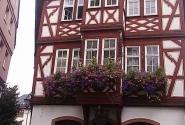 Рейн. Майнц. Средневековый архитектурный стиль