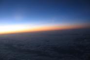 Вид из самолета.